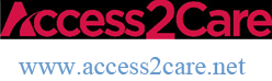 Access2Care medical transportation network logo